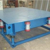 树脂砂振动平台-混凝土振实台-二维振动平台厂家