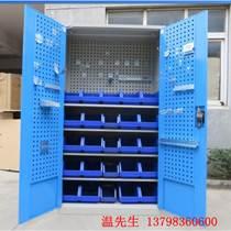 供應雙開門置物柜,冷軋鋼置物柜,三抽帶掛板活動層板儲