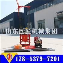 廠家直銷QZ-2B型汽油鉆機 輕便取樣鉆井機 鉆探機
