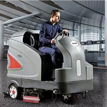 重慶駕駛式洗地車是物流倉儲企業清潔設備優選