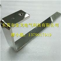 供應鍍鎳接地匯流銅排 耐蝕防銹導電銅排