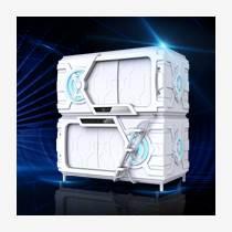 米艙太空艙膠囊睡眠床主題酒店設備可定制