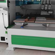 武漢衣柜三工序自動開料機 三工序木工開料機