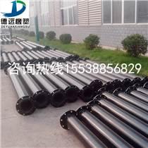 優質耐腐蝕超高分子聚乙烯管 黑色超高管規格