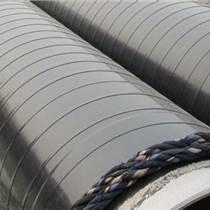 埋地石油天然气管道加强级3pe防腐螺旋钢管