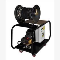 重慶銷售下水管道疏通機RJHT-300電動機驅動