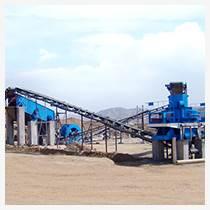 煤矸石 破碎大理石 移动破碎机设备