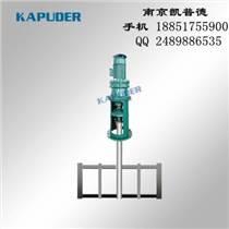 工業污水處理JBK型框式攪拌機
