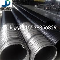 江苏钢带增强复合管 市政专用排污管现货供应