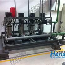 水泵房噪音治理_水泵隔音降噪