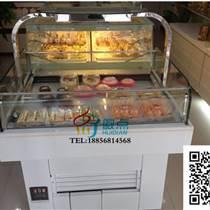 蛋糕房中島保鮮柜,敞開式三明治柜,提籃式蛋糕柜