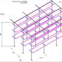 上海诺宏货架专业供应服装货架,仓储挂衣架产品