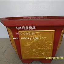 供应六角水泥花盆模具,襄阳海鼎专业生产