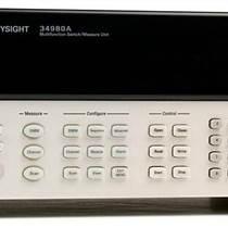 長期收購Keysight34980A數據采集器