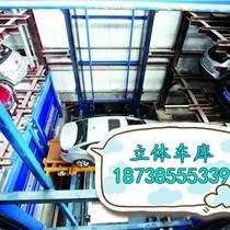 河南焦作智能车库实现了一个车位停多辆车