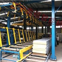 内蒙地区制作彩钢板自动码垛机的厂家