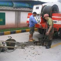 平湖市專業清洗雨水污水管道,淤泥管道疏通清洗