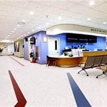 韓華高雅環保塑膠地板卷材醫院專用