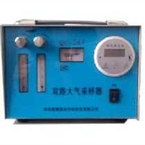 LB-QC-2A型实验室双气路大气采样器