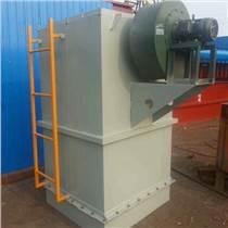 藍科1噸生物質鍋爐配套72袋單機除塵器+生物質鍋爐專