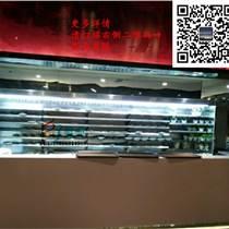 定西自助餐明檔噴霧展示柜,巴奴火鍋蔬菜保鮮柜
