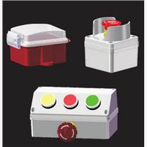 TIBOX 非標塑料盒 端子箱 電力設備箱 可定制