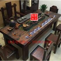 廠家直銷老船木辦公桌