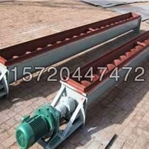铅冶炼灰输送螺旋输送机的特征优势