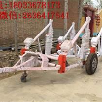多功能收線車 3噸至8噸機械拖車電纜炮車