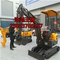 福鼎市18型挖掘機小型挖掘機闡述