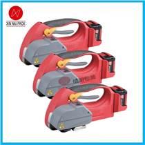 手提式電動打包機 全自動免扣式熱熔塑鋼帶捆扎機