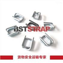 BSTSTRAP25mm直銷高品質鋼絲打包扣 回形打