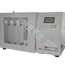 煤化验仪器测硫仪新锐科技品牌XRDL-9H型智能定硫