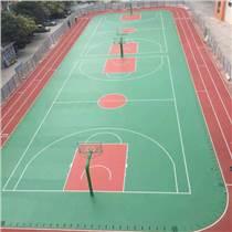 南宁厂家丙烯酸材料户外运动场地施工地面篮球场地建设施