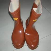厂家直销天津双安牌绝缘鞋 耐高压绝缘靴