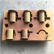 厂家供应铁磙子覆膜砂热芯盒模具铸铁模具覆膜砂模具热芯