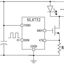 LED手電筒專用IC SL8732