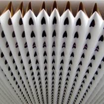 油漆过滤纸 漆雾过滤纸 折叠式过滤纸