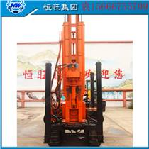 400米气动水井钻机 履带气动打井机