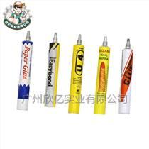 供应装胶水尖嘴铝管,小支铝管,装胶水 铝制尖嘴软管