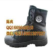 廠家供應冬季帆布特警作戰靴
