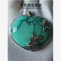 【绿松石镶嵌】绿松石的功效与作用