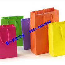 銀川購物袋設計定做銀川手提袋