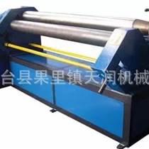 天润机械供应 斜三辊卷板机 偏三星卷板机 非对称卷板