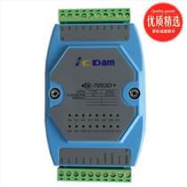 C-7053D 16路干接点开关量输入模块兼容 I-