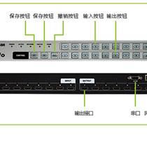 除了web控制青云網絡中控HDMI視頻矩陣的控制方式