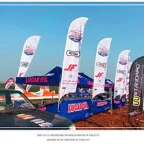 工廠批發2米3米4米沙灘注水廣告旗一桿兩用旗桿