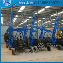 欄打樁機廠家 打樁標準版 效率高價格優惠