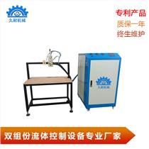 东莞久耐机械直销 单组份热熔胶机 颗粒热熔胶机