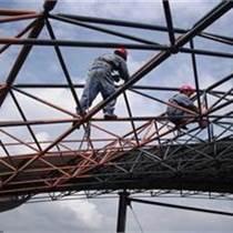 全国推广西安专业钢结构除锈刷?#25512;?#26045;工队欢迎你!